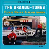 The Orangu-tones CD