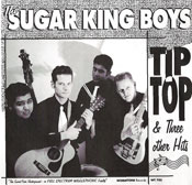 "Sugar King Boys 7"" vinyl"