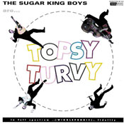 Sugar King Boys CD
