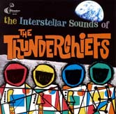 The Thunderchiefs CD